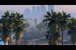 gta 5 trailer 1 palm trees and los santos