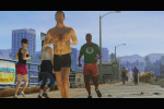 gta 5 trailer 1 taking a jog
