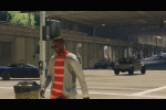 gta 5 trailer 1 traffic moving