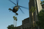 gta online gameplay helicopter in pursuit