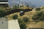 gta online gameplay placing a vehicle
