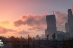 official screenshot another wonderful sunset in los santos