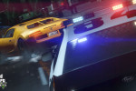 official screenshot cops chase a yellow super car