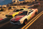 official screenshot stock car racing