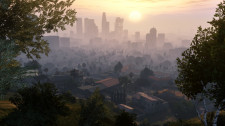 View of Los Santos