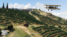 The Vineyards of San Andreas