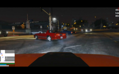 fake gta v hud display by lineemup504