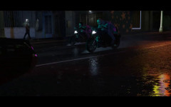 gta online heists fleeing on motorcycles