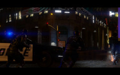 gta online heists swat gets into position