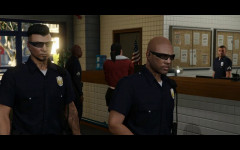 gta online heists they think were cops