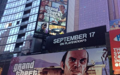 gta v advertisement times square