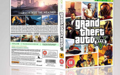 gta v fake cover art by tom beater