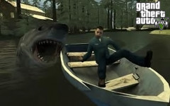 gta v fake screenshot shark attack
