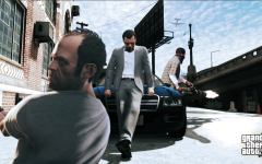 gtav characters screenshot by niklas pennanen