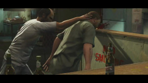Trailer 2 - Scene 7: Head bashing