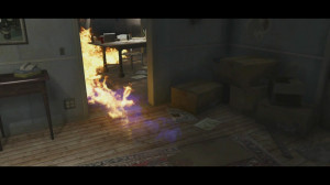 Trailer 2 - Scene 10: Oh no it's on fire