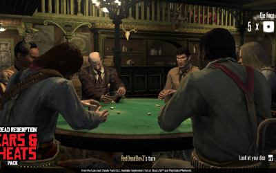 Online Card Games In Red Dead Redemption