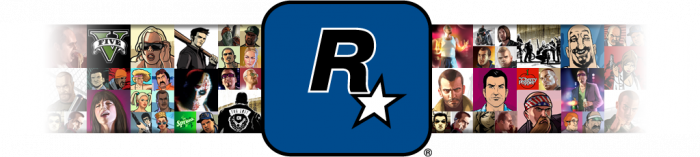 Rockstar North Website Logo